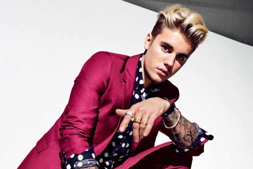 Justin Bieber Covers March GQ Magazine