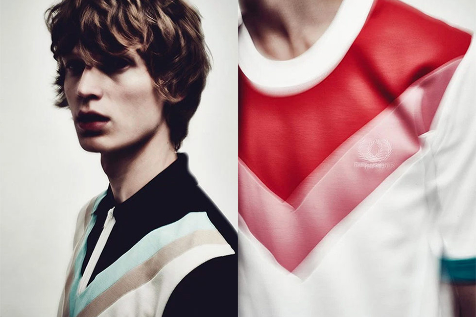 Coming Soon: Raf Simons x Fred Perry SS16 Collab