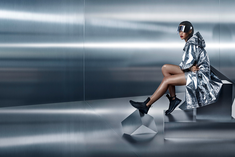 Rihanna for PUMA Fenty Trainer SS16 Campaign
