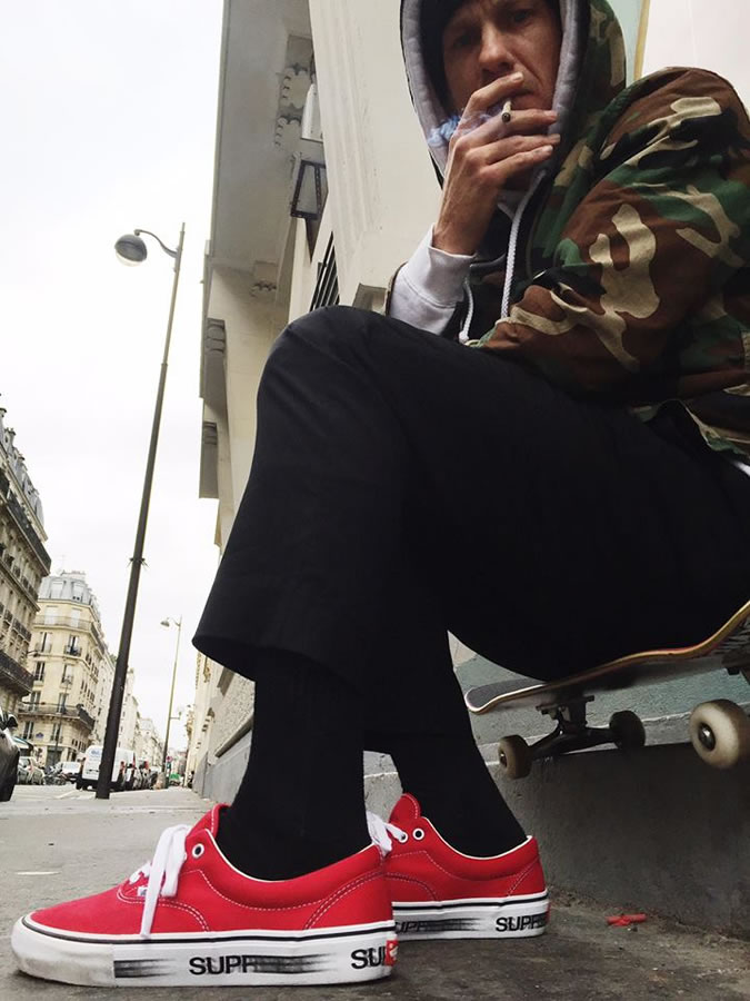Supreme x Vans Spring/Summer 2016 Drops This Week