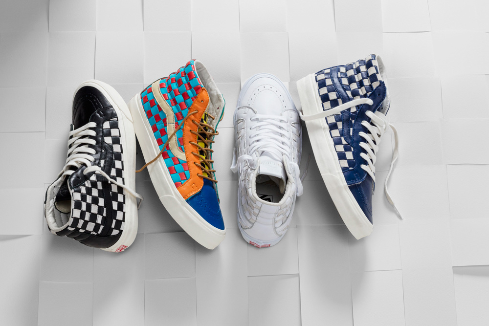 "Vans Celebrates 50th Anniversary With Limited Edition ""Checkered Past"" Collection"