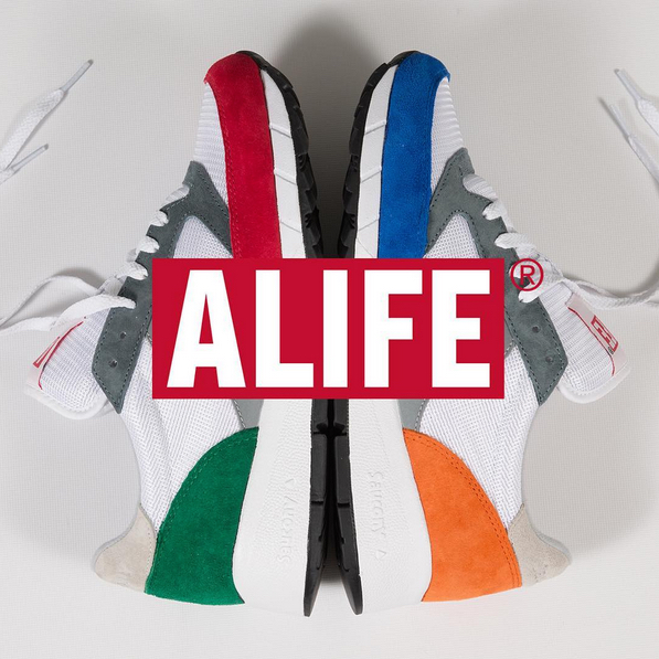 Sneaker Watch: ALIFE x Saucony Collaboration