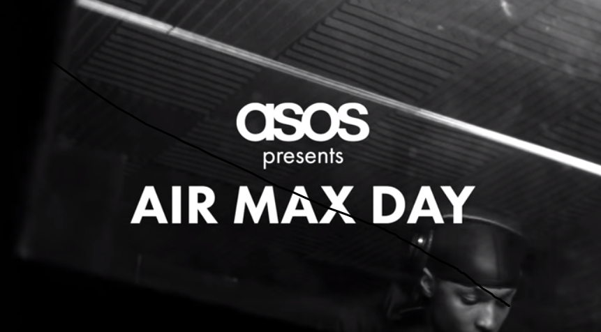 ASOS presents Nike Air Max Day Video
