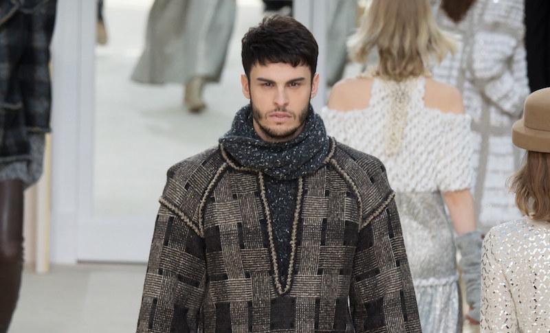 PFW: Chanel Autumn/Winter 2016 Men's Looks