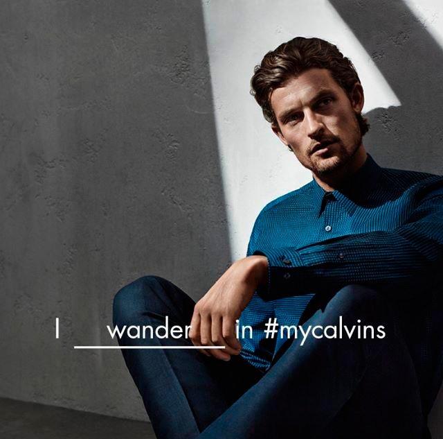 Calvin Klein White Label Spring/Summer 2016 Campaign