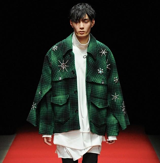 COT MER AW16 Collection at Tokyo Fashion Week