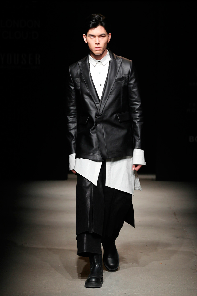 DOZOH FW16 Collection at Seoul Fashion Week