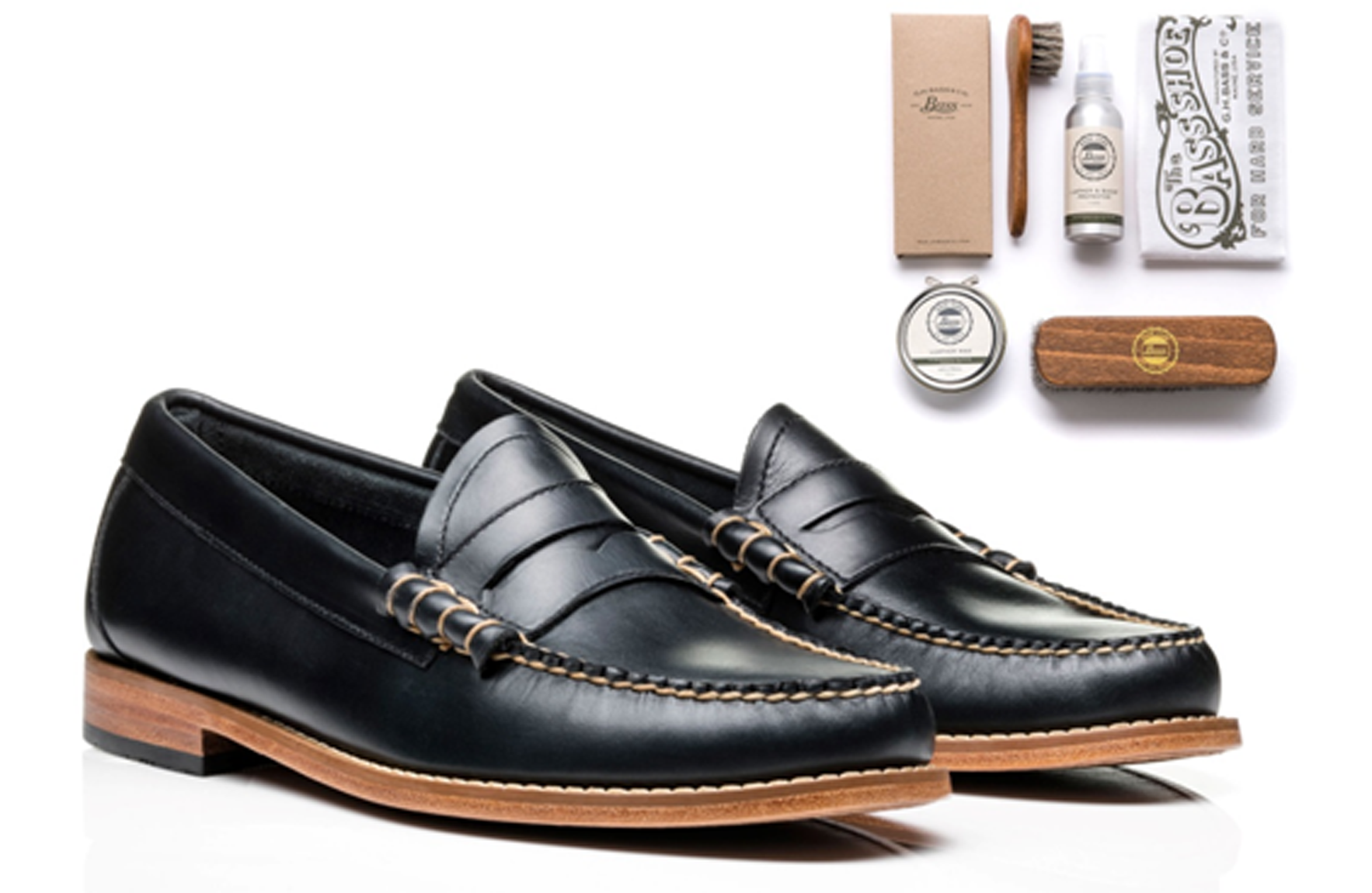 WIN! G.H BASS £200 voucher & luxury shoe care kit