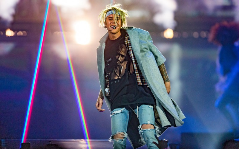 Celebrity Style: Justin Bieber Continues To Rock Fear of God