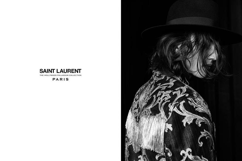 Saint Laurent Fall/Winter 2016 Campaign