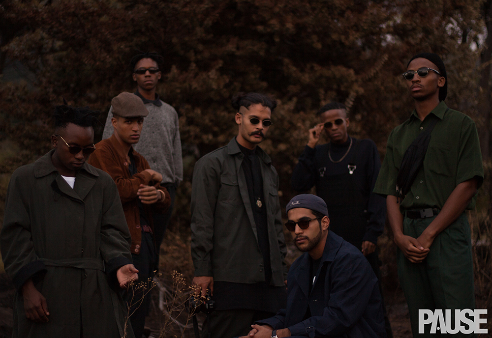 PAUSE Meets Cape Town Based Collective Tone Society