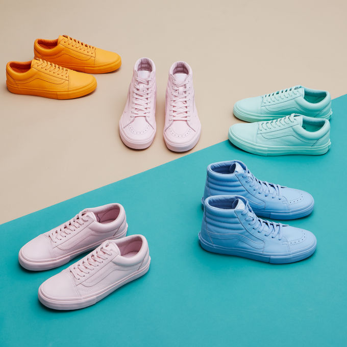 "Vans x Opening Ceremony Tonal ""Easter"" Pack"