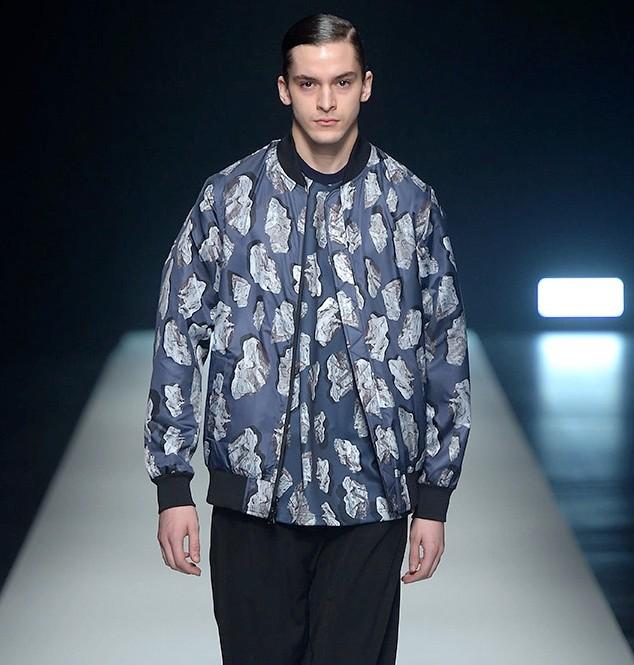 Yoshio Kubo FW16 Collection at Tokyo Fashion Week