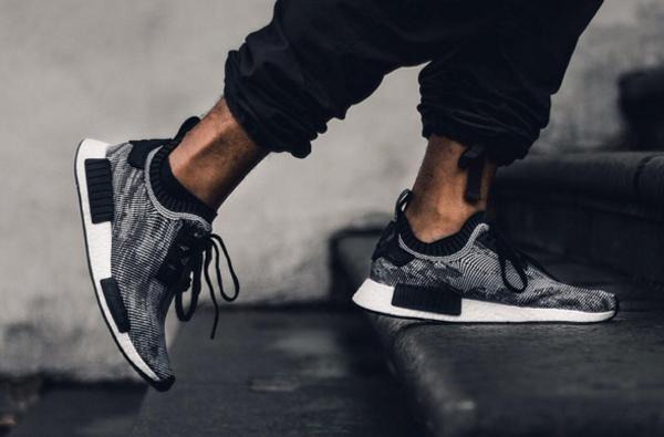 Sneaker Watch: adidas NMD R1 Primeknit Camo