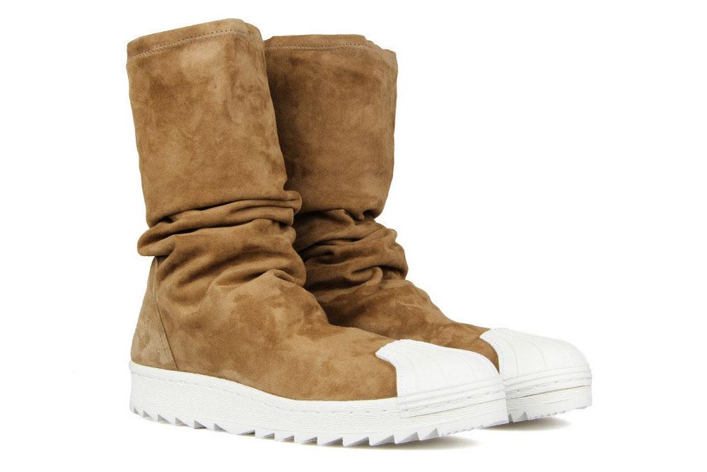 adidas x Rick Owens Star Ripple Boot