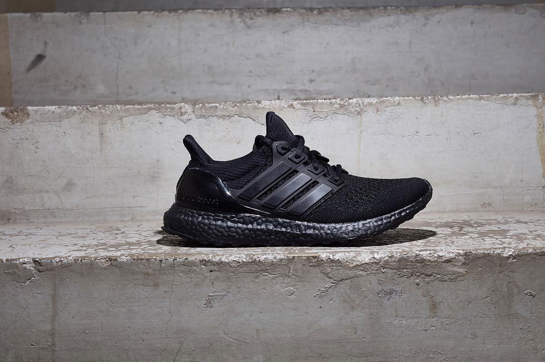 Adidas Ultra Boost in Triple Black