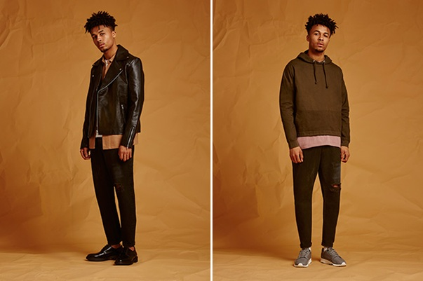 ASOS Denim Spring/Summer 2016 Lookbook
