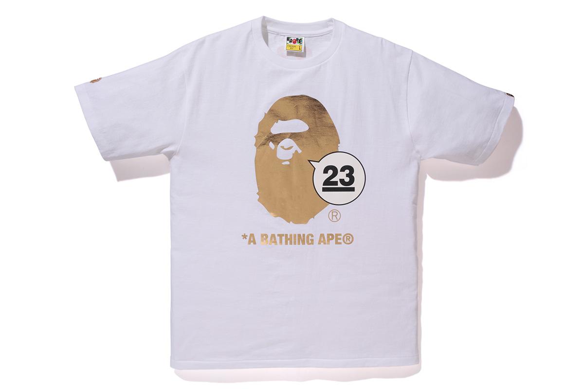 BAPE Celebrates 23 Golden Years