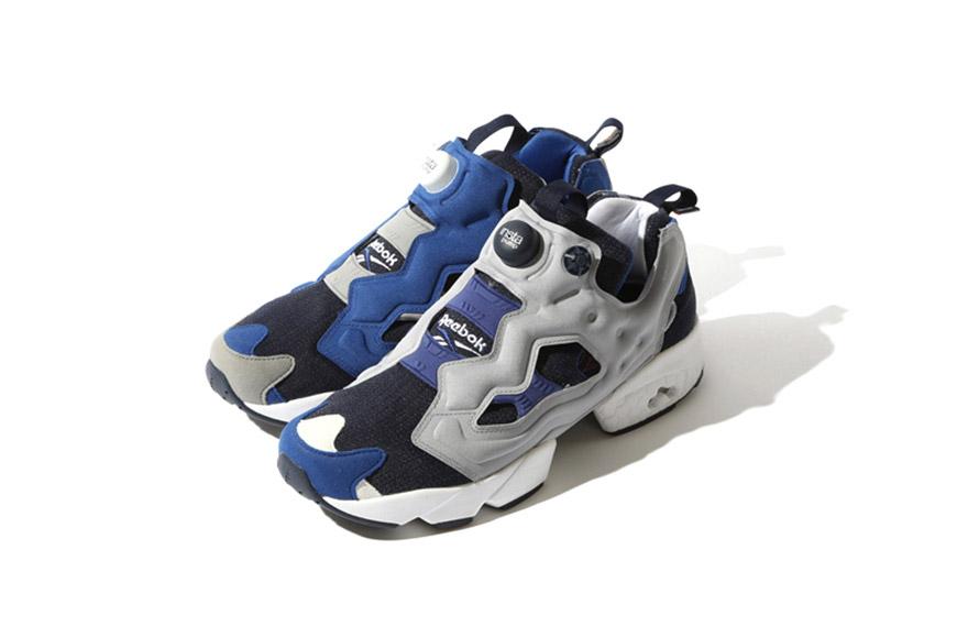 BEAMS x Reebok Instapump Fury Sneaker