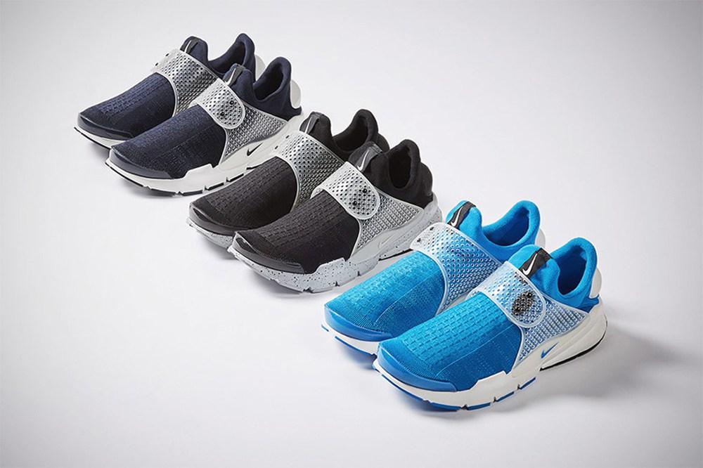 NikeLab x fragment design Sock Dart is back
