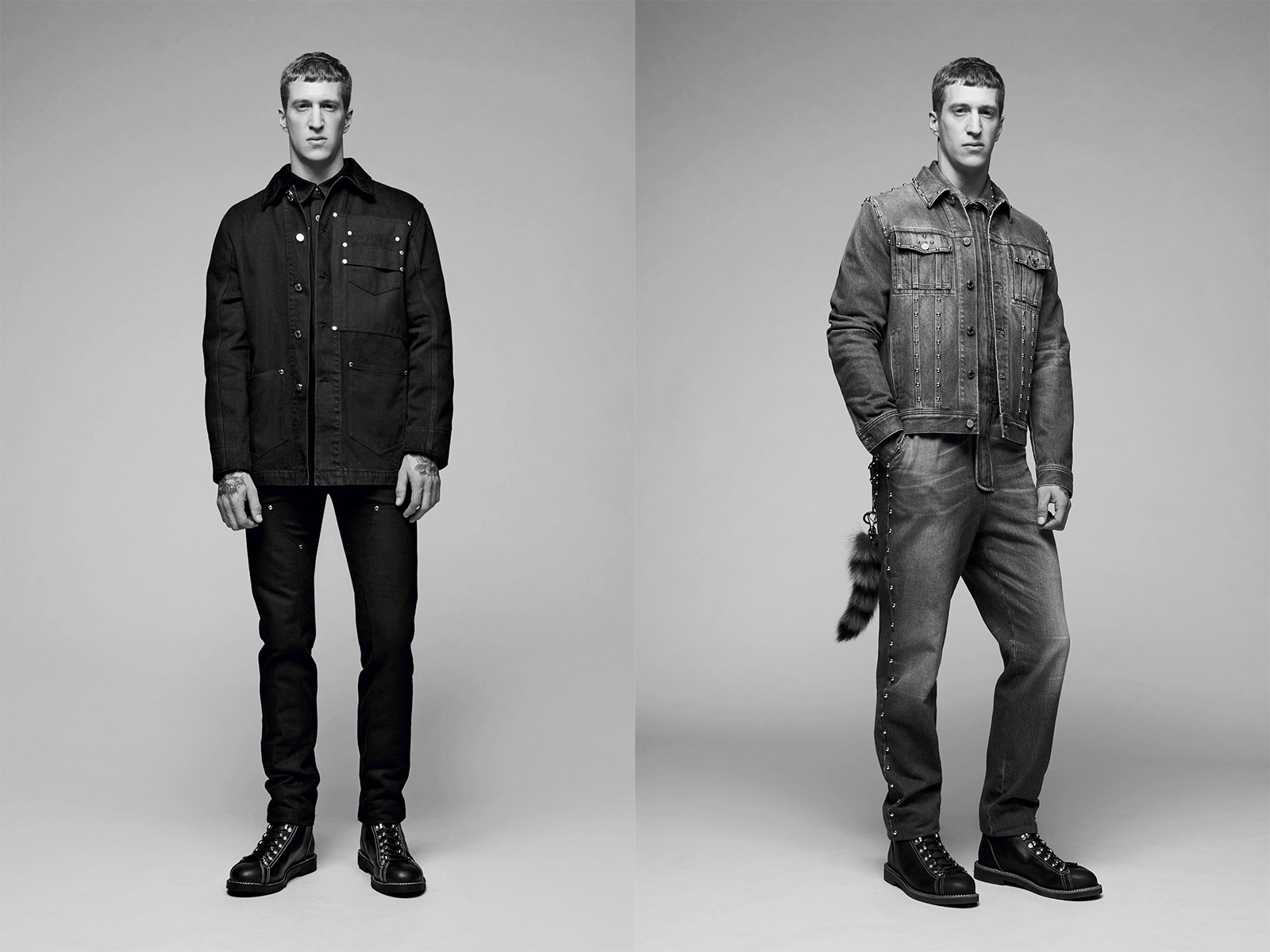 Givenchy Jeans Spring 2016 Collection