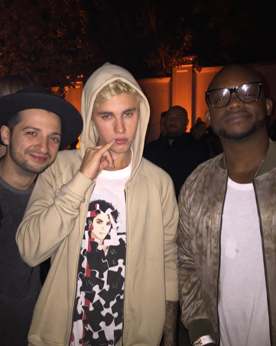 Justin Bieber Celebrates 22nd Birthday in Fear of God