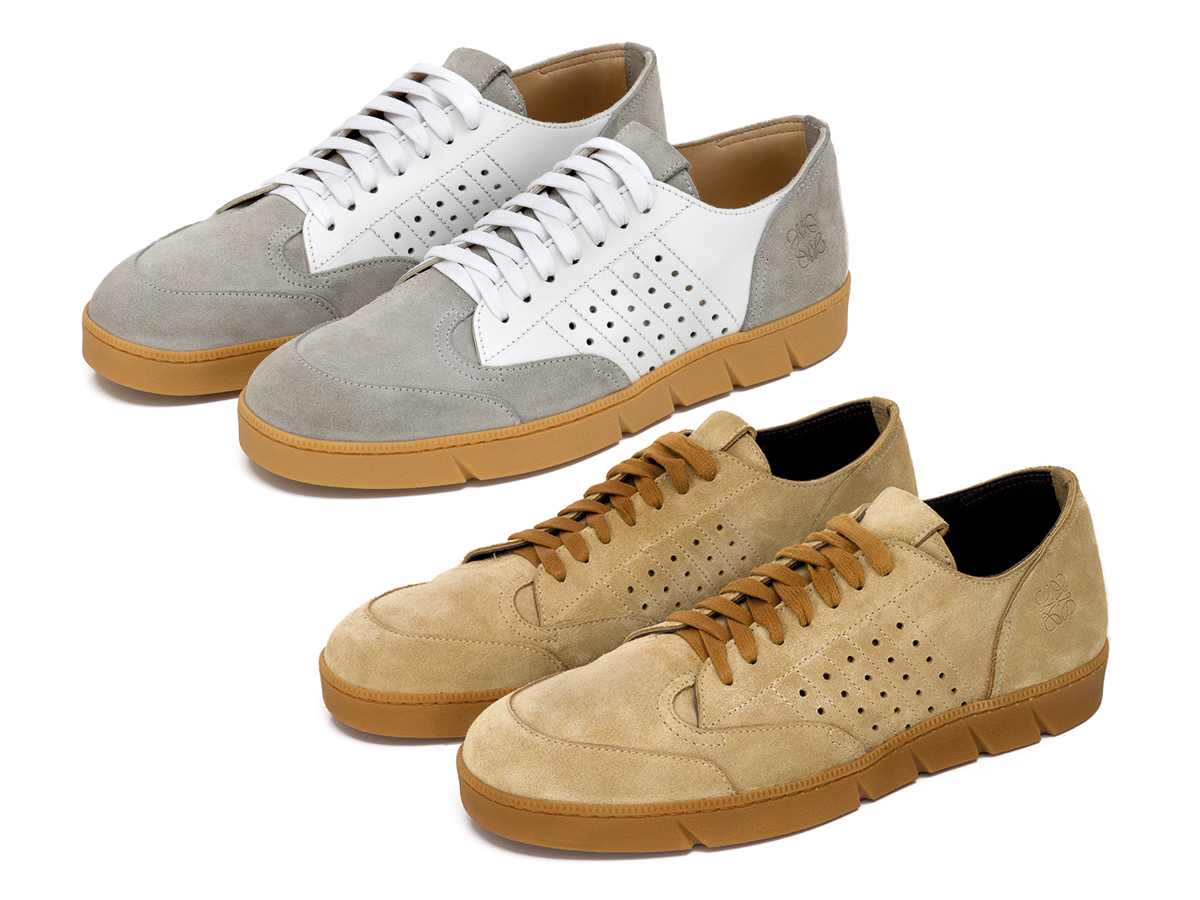 Loewe SS16 Mens Sneaker Collection