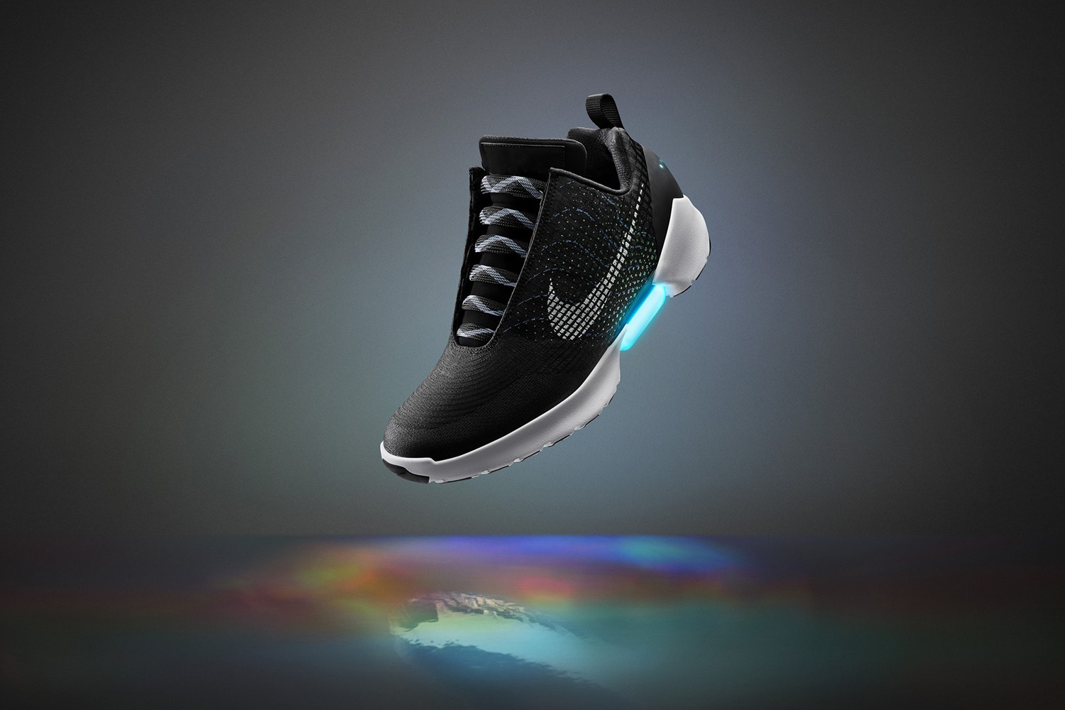 Nike's HyperAdapt 1.0 feature Exciting New Power Laces