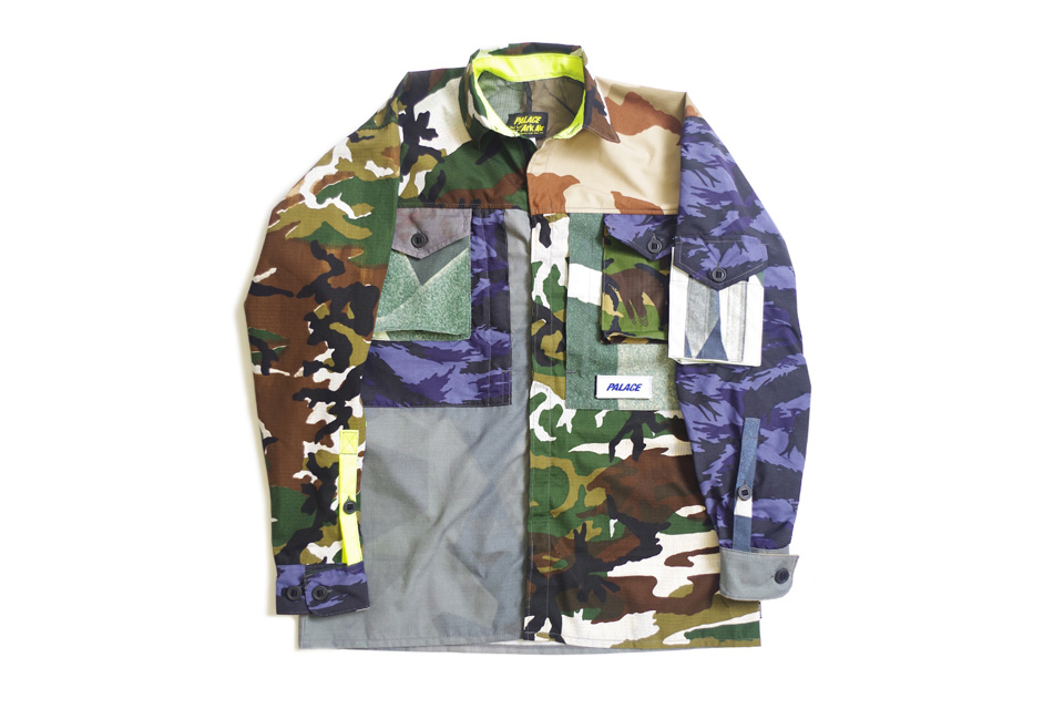 Palace x ArkAir Capsule Collaboration for Dover Street Market
