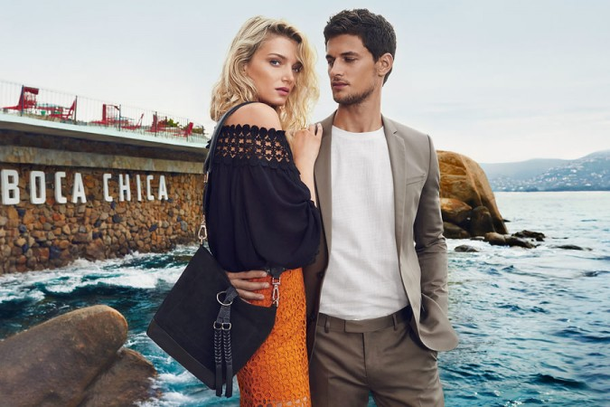 River Island Spring/Summer 2016 Campaign
