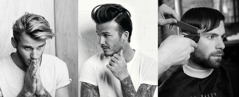 4 Key Men's Hairstyles for 2016