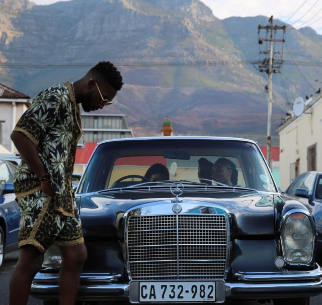 Spotted: Tinie Tempah in Dries Van Noten on 'Girls Like' Music Video