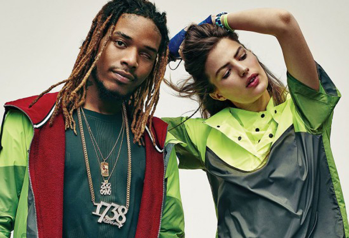 Fetty Wap and Travis Scott join NikeLab's latest Campaign
