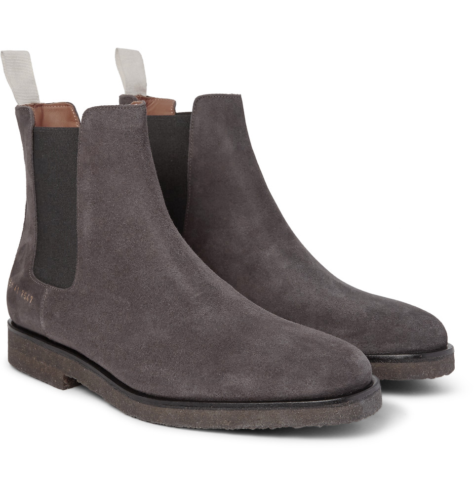 Common Projects Brings Back The Classic Chelsea Boot
