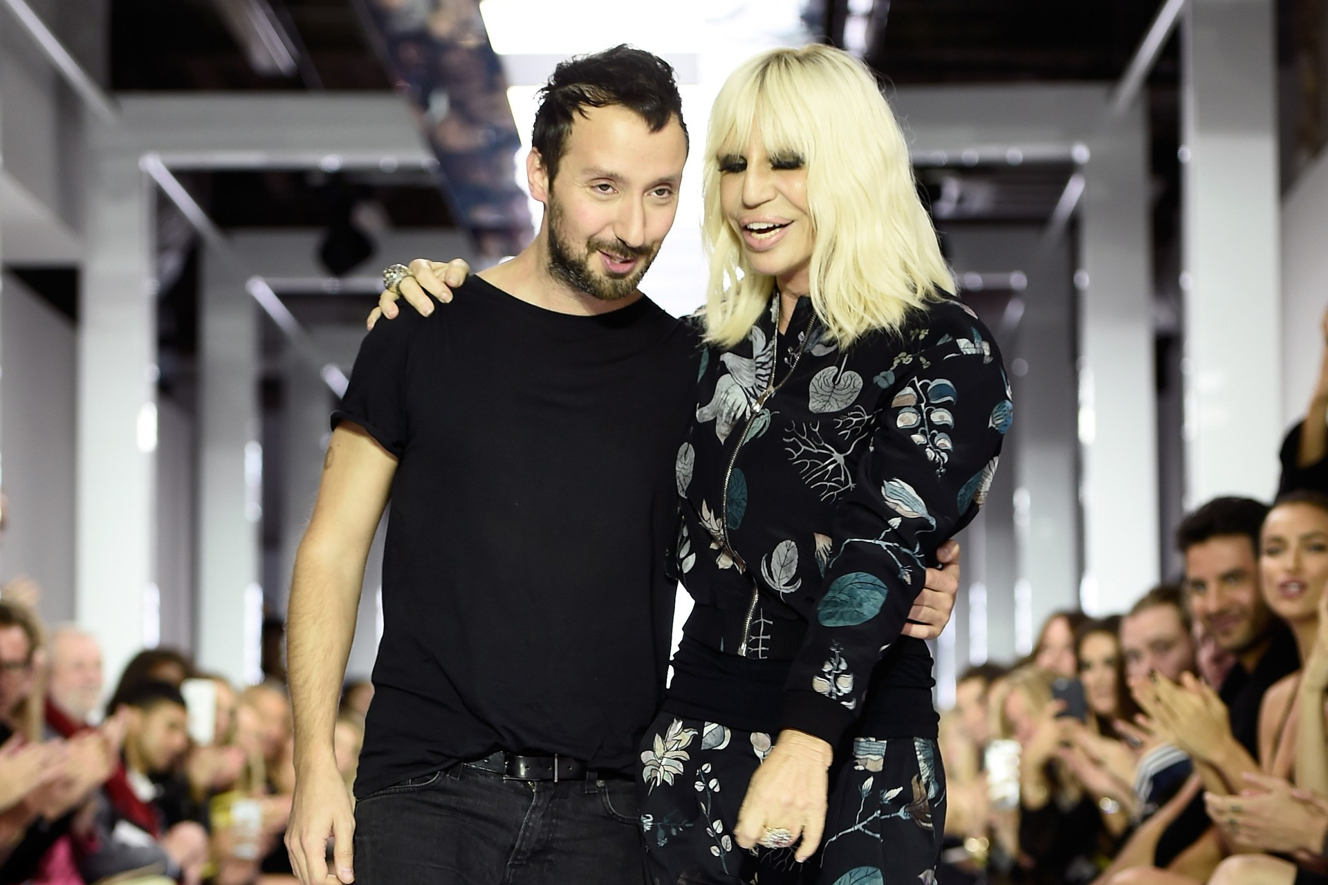 Anthony Vaccarello Leaves Versus Versace