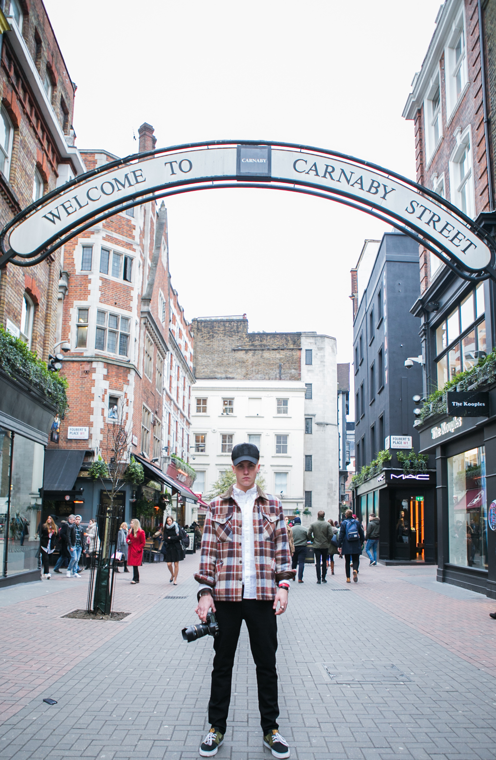 Carnaby Style Night with GQ