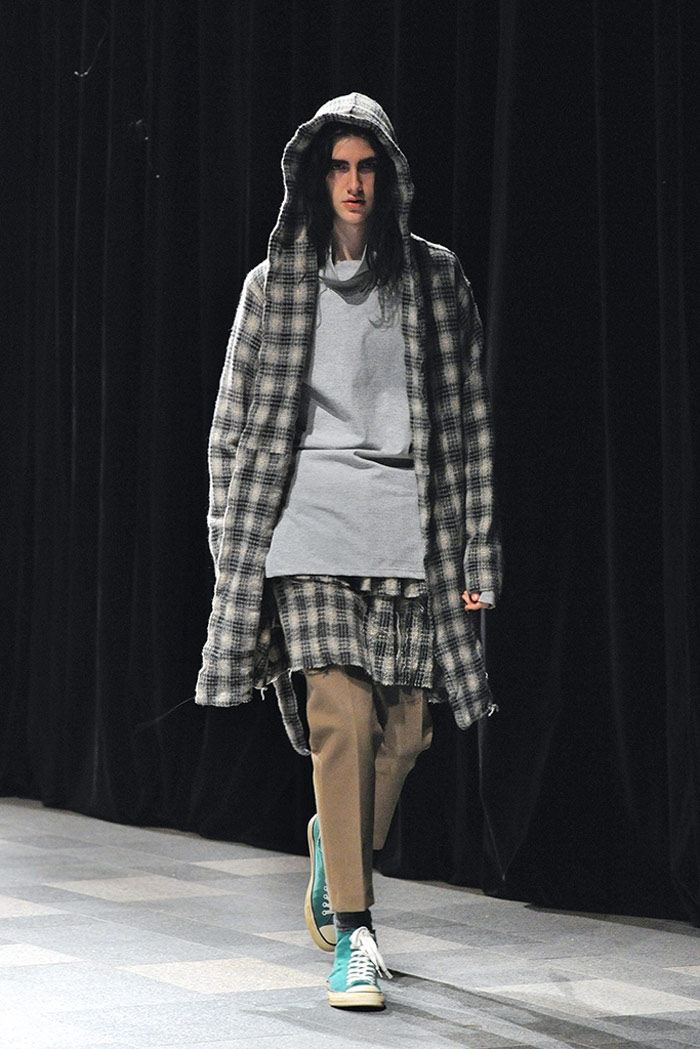 DISCOVERED FW16 Collection at Tokyo Fashion Week