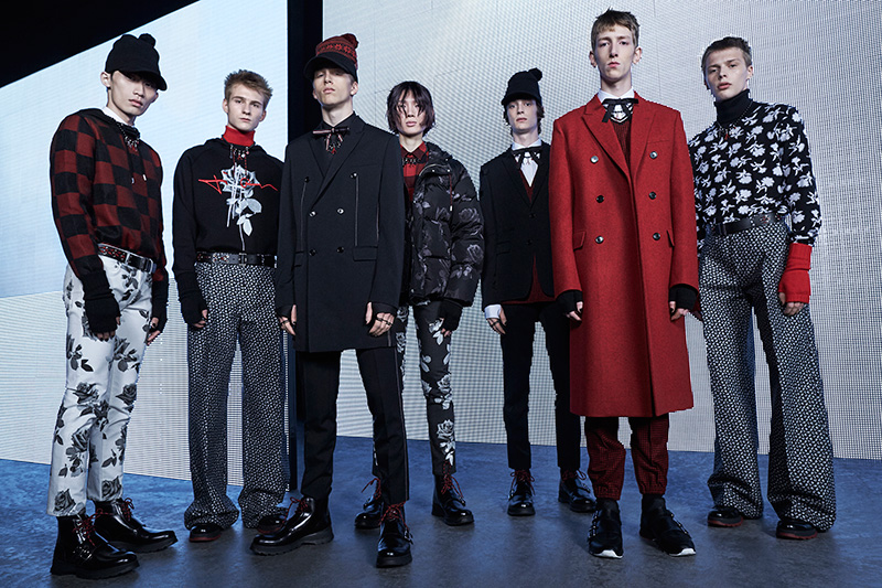 Dior Homme Shows FW16 Collection In Hong Kong