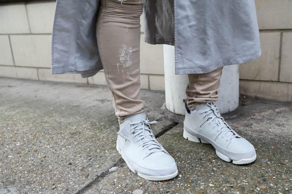 A Closer Look: Clarks Trigenic Flex Sneakers