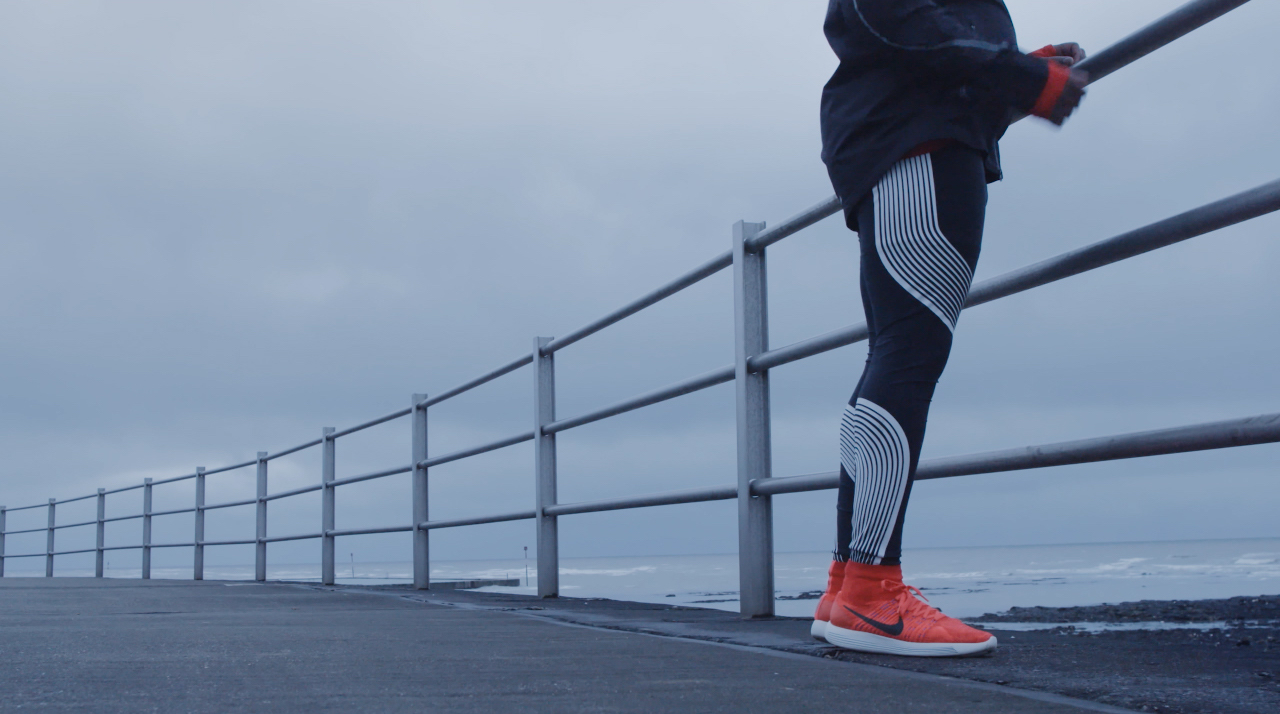 Port Magazine x Nike: When I Run by Cory Wharton-Malcolm