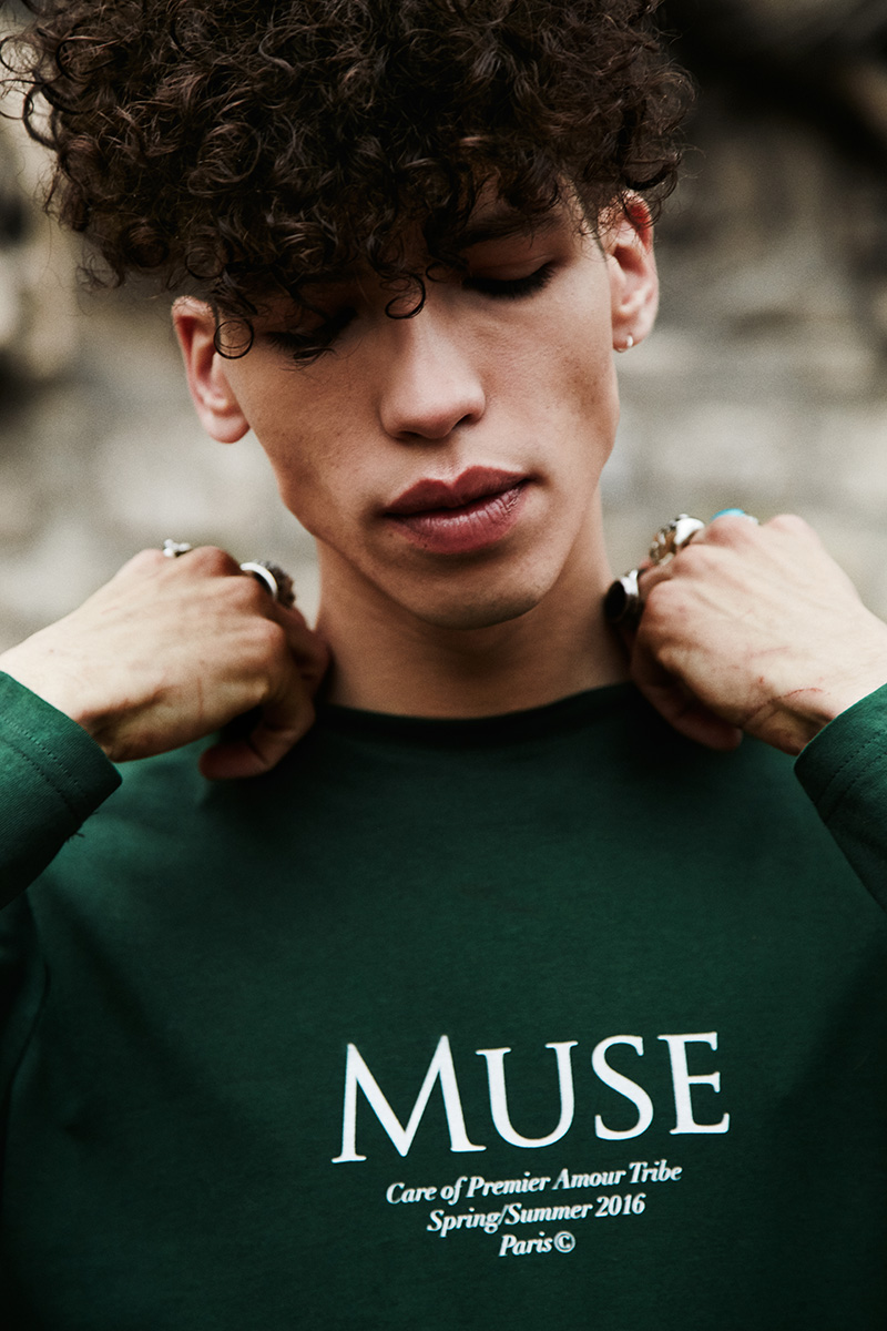 "Premier Amour ""Muse Chapter"" Spring/Summer 2016 Lookbook"