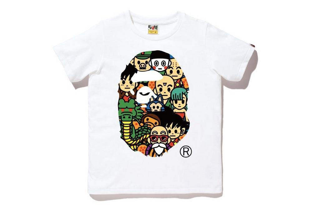 A BATHING APE x Dragon Ball Capsule Collection