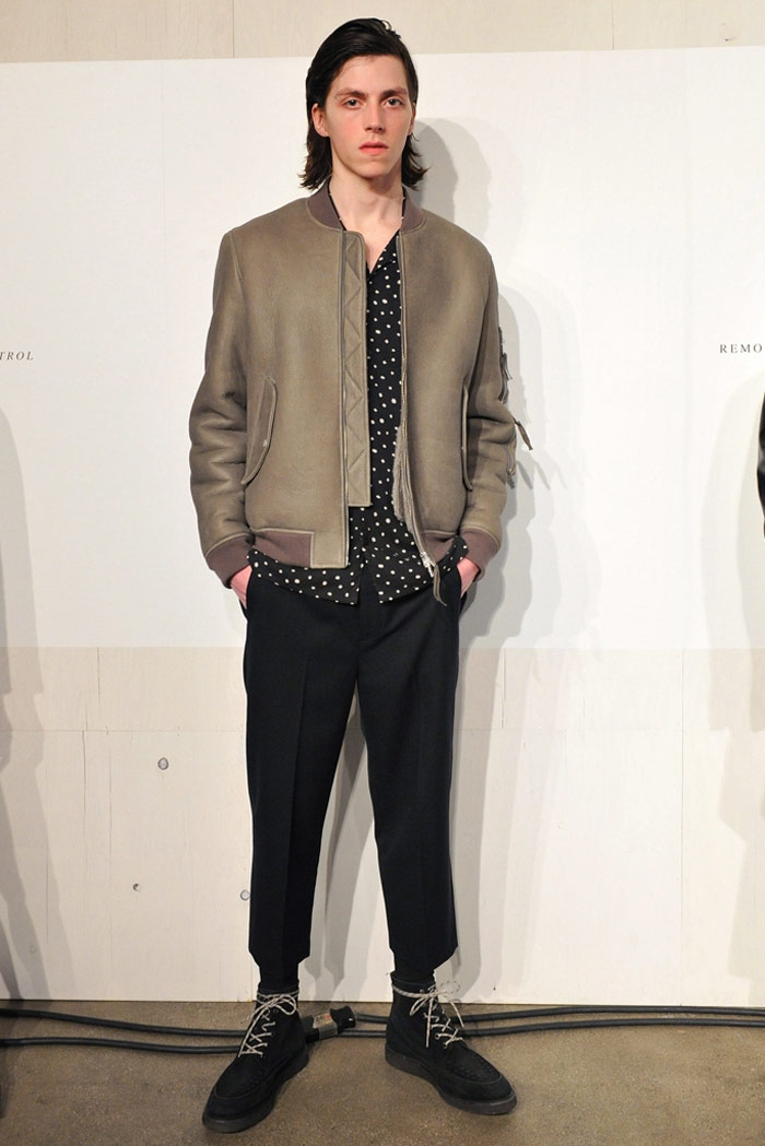 All Saints Fall/Winter 2016 Collection at Tokyo Fashion Week