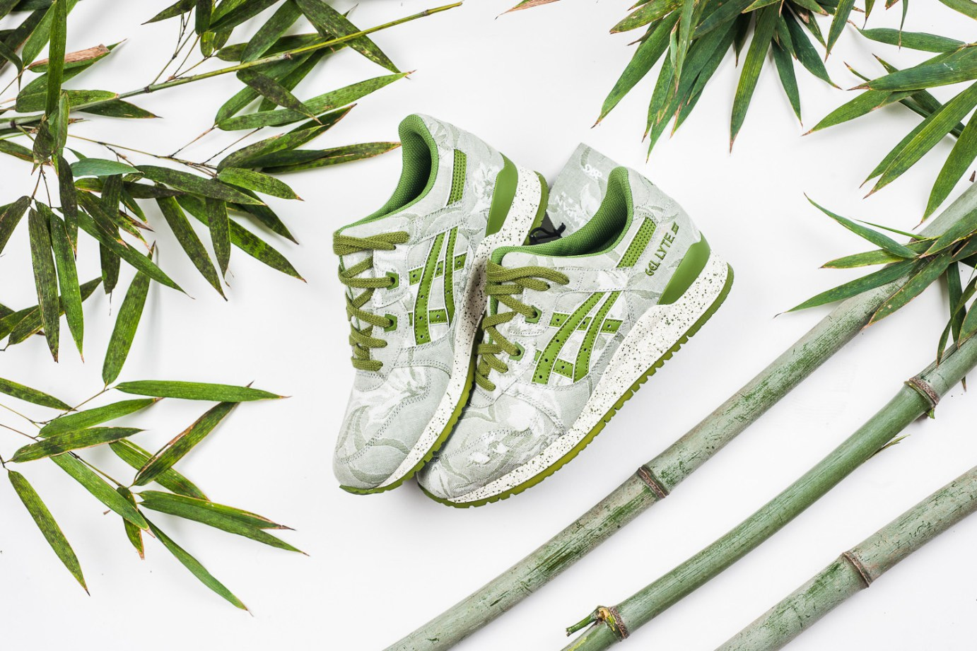 Asics expands the 'Japanese Textile' range