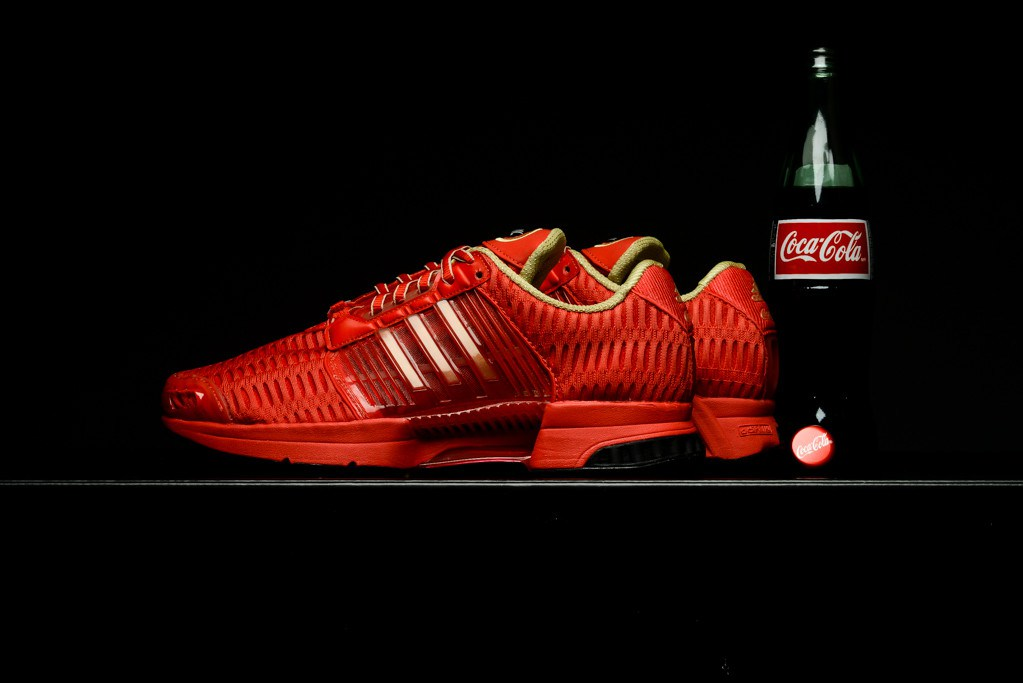 Say Hello Again To The Coca-Cola & Adidas Climacool 1 Collaboration