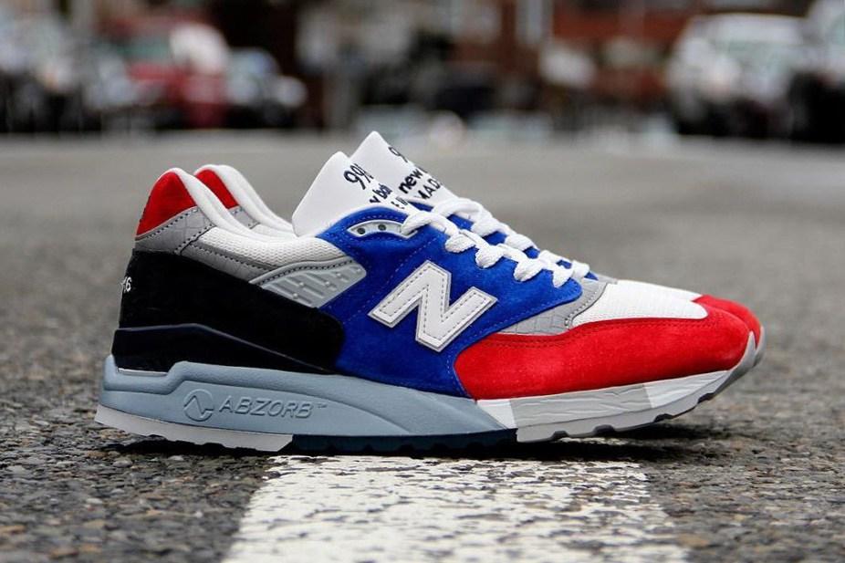 Concepts and New Balance unveil 'Boston Marathon' Style