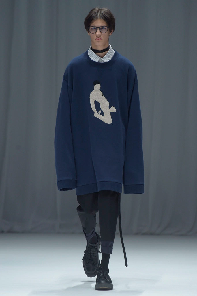 DRESSEDUNDRESSED FW16 Collection at Tokyo Fashion Week