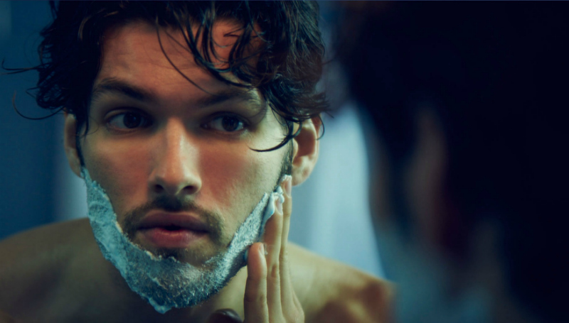 Gillette Shave Club Online Subscription Campaign