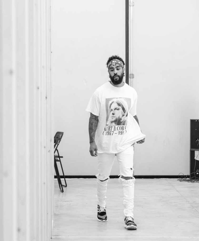 Spotted: Jerry Lorenzo in Fear of God, Ralph Lauren and Y-3