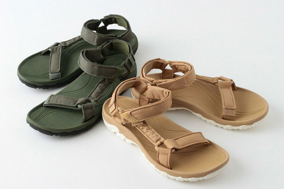 Teva x BEAUTY & YOUTH Spring/Summer 2016 Sandals